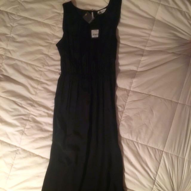Black Maxi Size 10