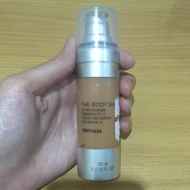 Bodyshop Liquid Foundation