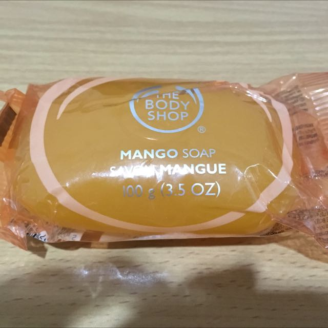 Bodyshop Soap
