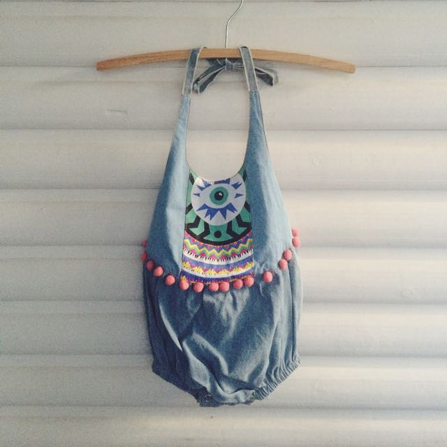 Children Of The Tribe - Little Gypsy Romper