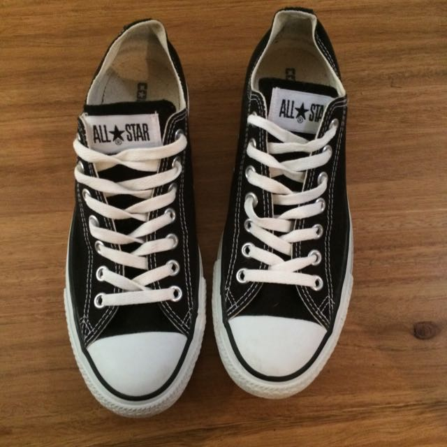 Chuck Taylor All Star Black/white