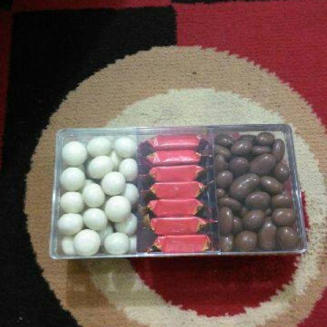 Coklat Delfi Dan Silverqueen Paketan