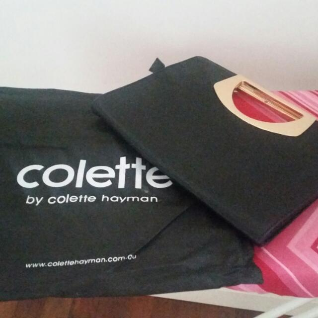 New COLETTE Clutch *incl postage*