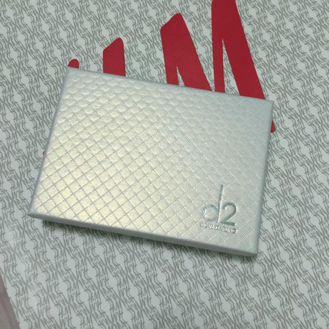 d2. 名牌 精品 收納盒