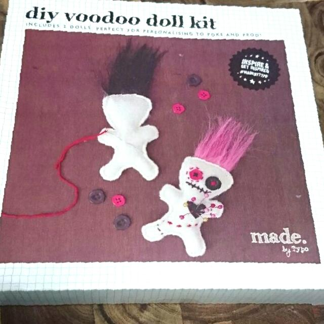 DIY VOODOO DOLL KIT