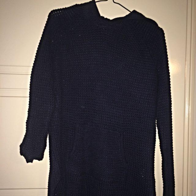Dotti Navy Blue Sweater (Never Worn)