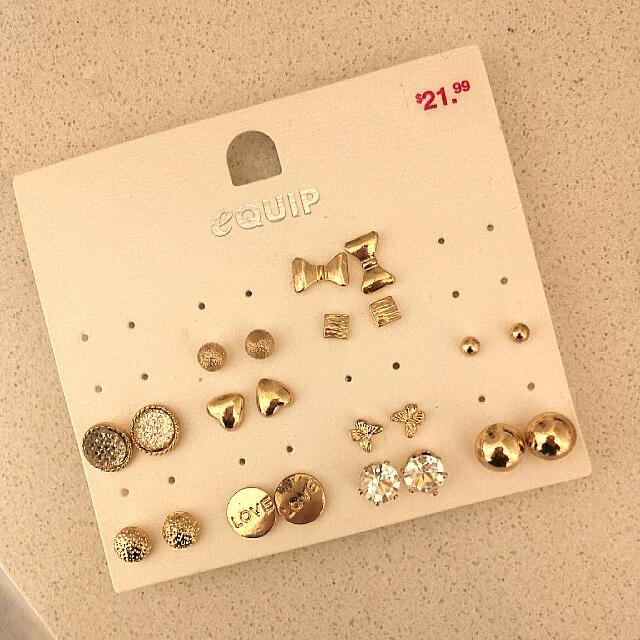 equip earings