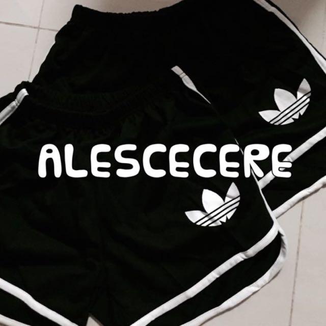 tumblr adidas shorts