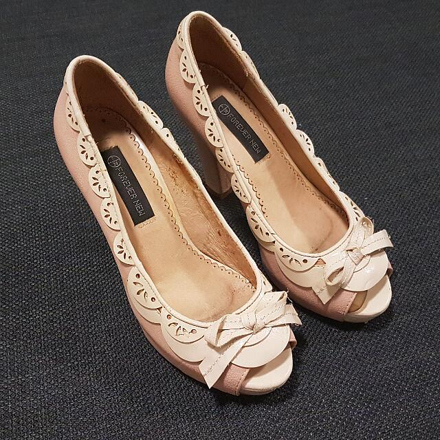 Forever New Heels Size 7