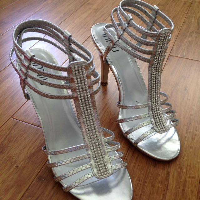 Gatsby High Heels