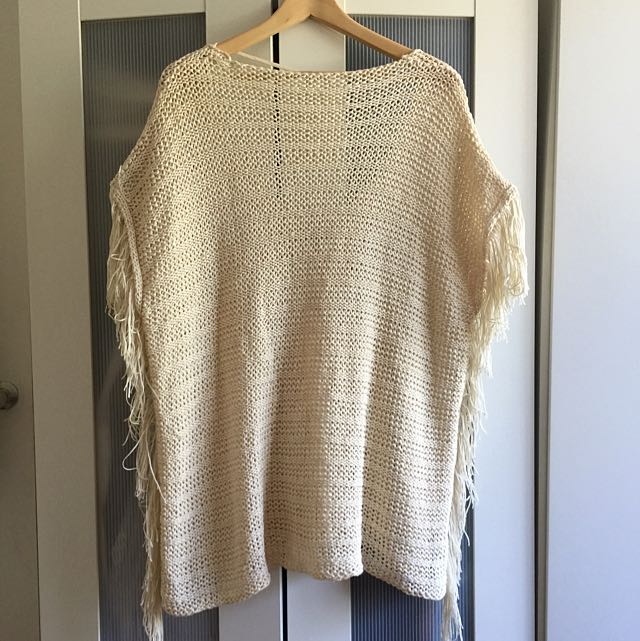 Knitt Top Zara