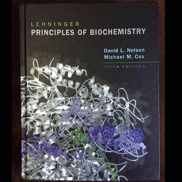 Lehninger Principles Of Biochemistry (5th Edition)