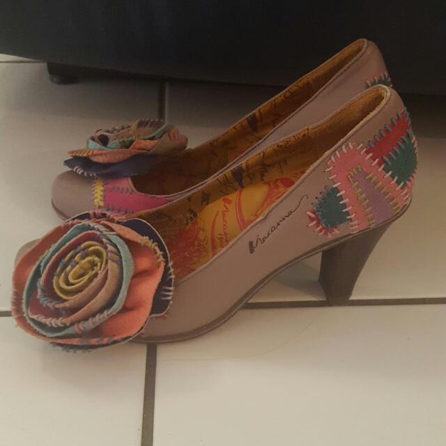 Macanna Italy Leather Pumps