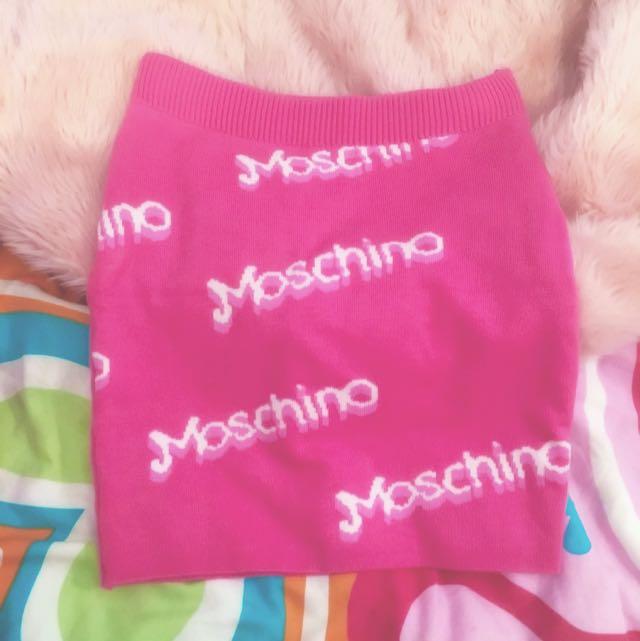 Moschino Barbie Skirt