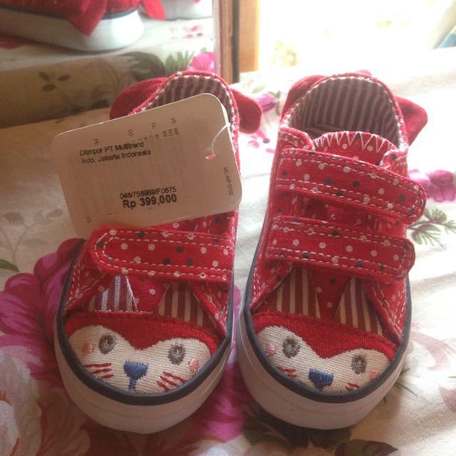 Mothercare Sepatu Size 2