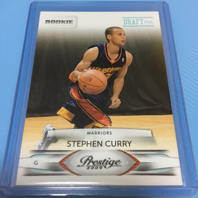 Nba Cards Stephen Curry Rookie Card Limited To 999
