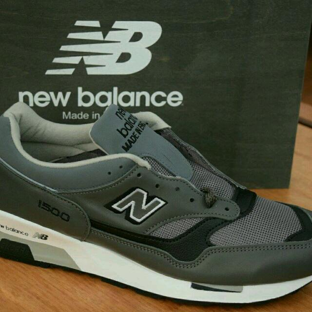 New Balance 1500SGB size US 10.5 with Limited Edition Hanon 1x100 Wooden Shoe  Box