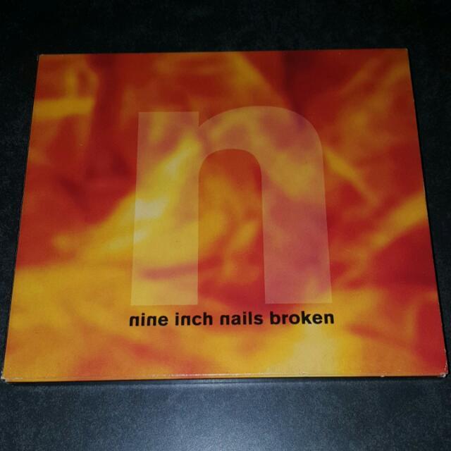 Nine Inch Nails - Broken (1992), Music & Media, CDs, DVDs & Other ...