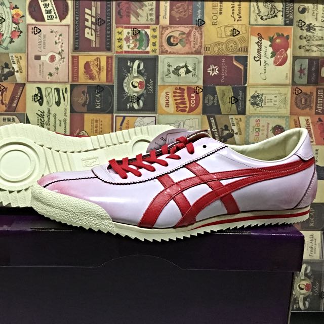 new style 250ab 43b0b Onitsuka Tiger Corsair Deluxe Nippon Made Rare Pink, Luxury ...