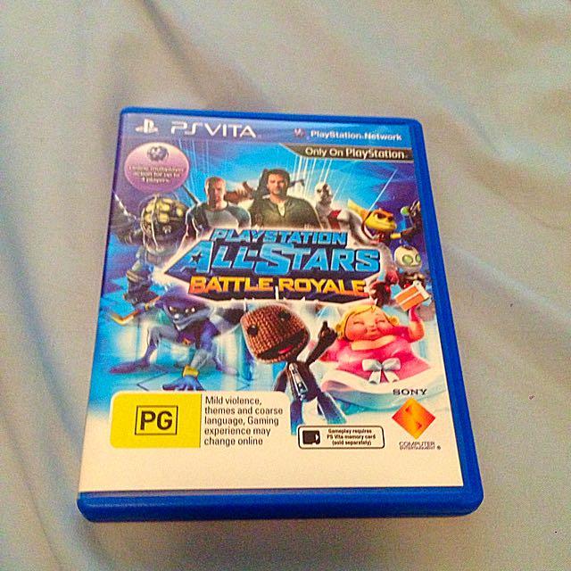 PlayStation Vita Game