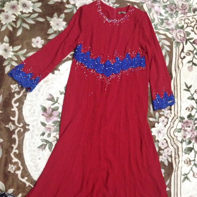 Preloved dress/jubah