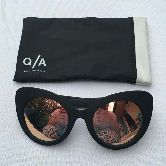 49df590b4c Screamin Diva - Quay Australia Sun Glasses