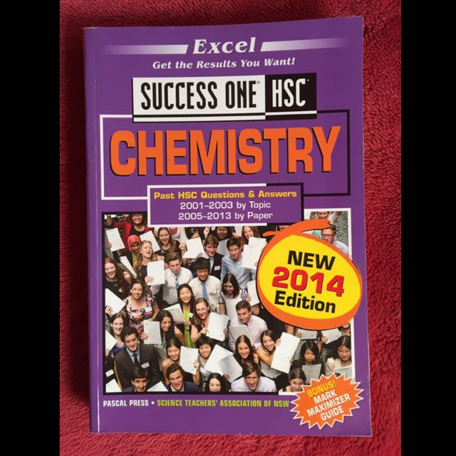 Success One HSC Chemistry (2014 Edition)