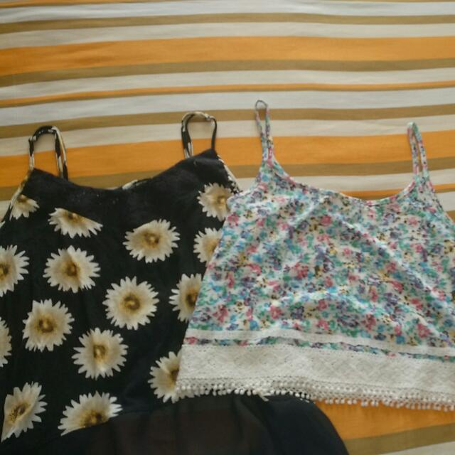 Summer Lace Tops 2 for 1!
