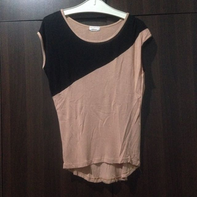 Two Color Shirt