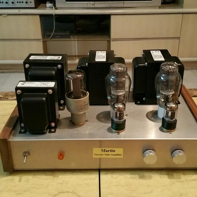 Single Ended Triode Amplifier