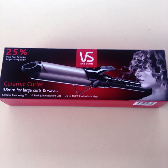 VS SASSON ceramic curler