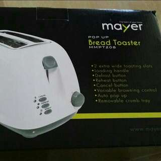 Mayer Bread Toaster