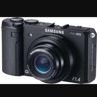 收二手良品EX2orG1X相機   請私聊 謝謝:)