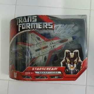Transformers Voyager Class G1 Themed Starscream