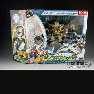 Transformers Takara Galaxy Force Sonic Bomer GC-22