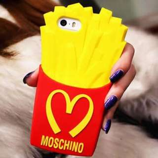 Moschino iPhone 5/5S Cover Case