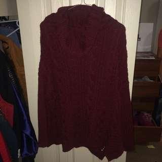 Romwe Knit Sweater