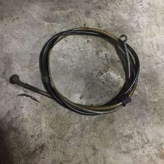 🚚 金屬油管