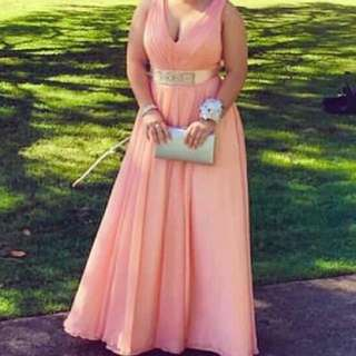 Formal Gown Or Bridesmaid Dress