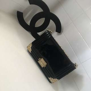 Vintage Inspired Chanel Bag