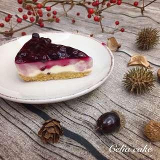 「野生藍莓」生乳酪起士蛋糕