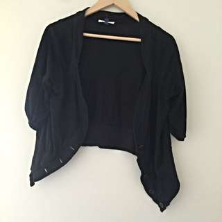 Valley Girl Lightweight 3/4 Sleeve Jacket