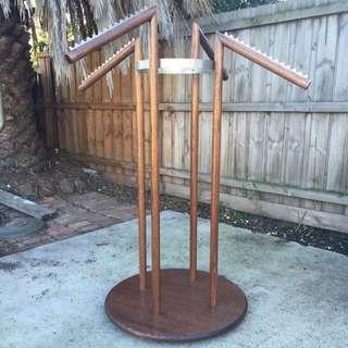 Timber Custom Made  Clothes Rack