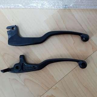 OEM Duke 200 Levers.  Clutch & Front brake levers