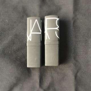 NARS Mini Lipsticks