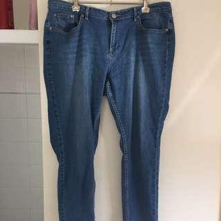 Mix Denham Jeans