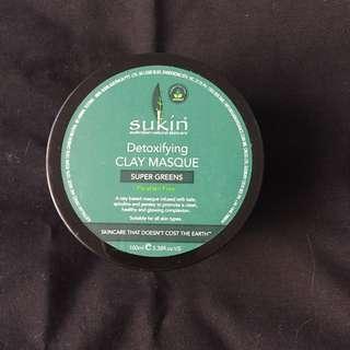 Sukin Detoxifying Clay Masque
