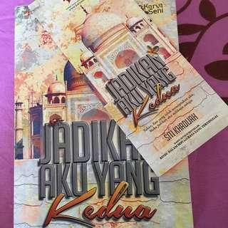 Malay Novel -Reserved