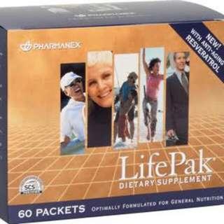 Life Pak Nu Skin