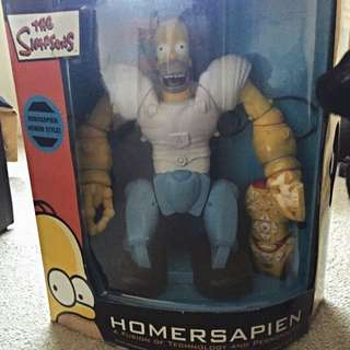 Simpsons Collectable - HOMERSAPIEN